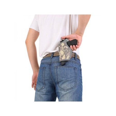 MarinaVida UGT Stealth Tactical Leather Waistband Belt Pistol Rack