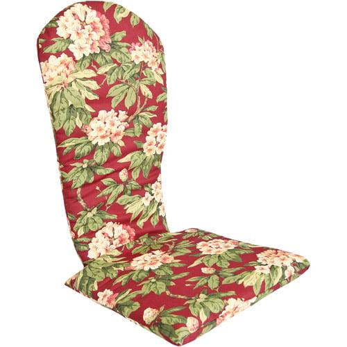 Jordan Manufacturing Adirondack Chair Cushion, Multiple Patterns