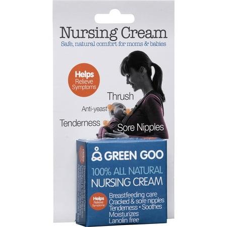 Green Goo Crème de soins infirmiers, 0,7 oz