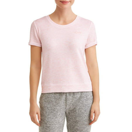JV Apparel Women's and Women's Plus Short Sleeve Sleep