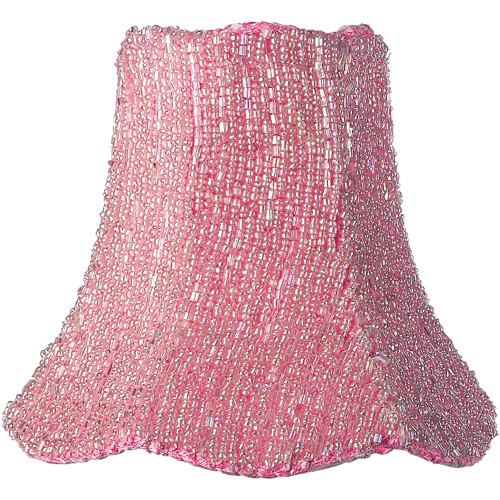 Jubilee Collection 5'' Fabric Bell Candelabra Shade (Set of 2)