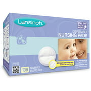 Lansinoh - Disposable Nursing Pads, 100ct