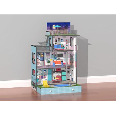Teamson Kids Dollhouse With Elevator Huge Price Drop!!
