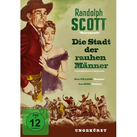 Fighting Man of the Plains (1949) [ NON-USA FORMAT, PAL, Reg.2 Import - Germany