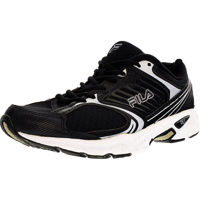 Fila Men's Interstellar 2 Castlerock Black Prince Blue Ankle-High Running Shoe 8.5M by Fila