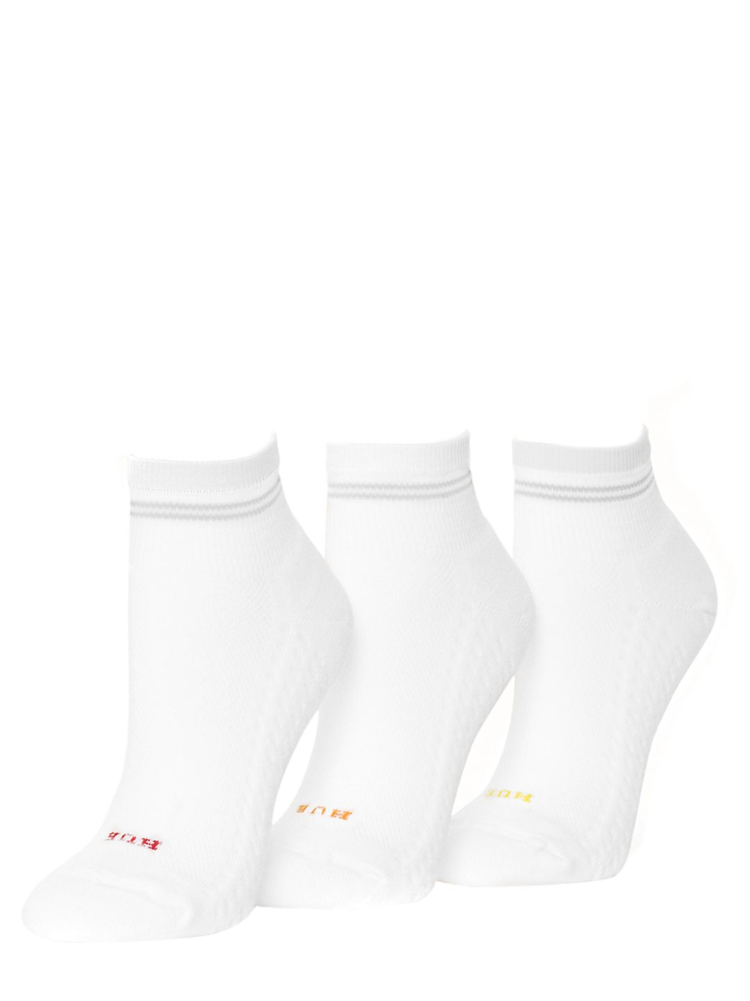 Air Cushion Sport Quarter Top Socks