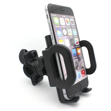 Bicycle Mount Bike Handlebar Phone Holder Swivel Cradle Compatible With CAT  S48c S41 - Coolpad REVVL Plus, Illumina, Defiant, Canvas - Doro Doro 824