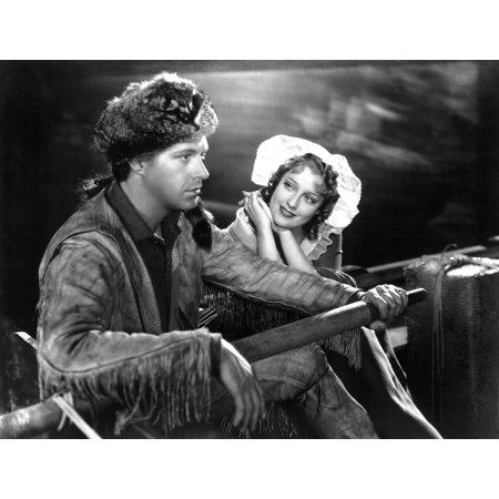 1935 Photo (Naughty Marietta Nelson Eddy Jeanette Macdonald 1935 Photo Print)