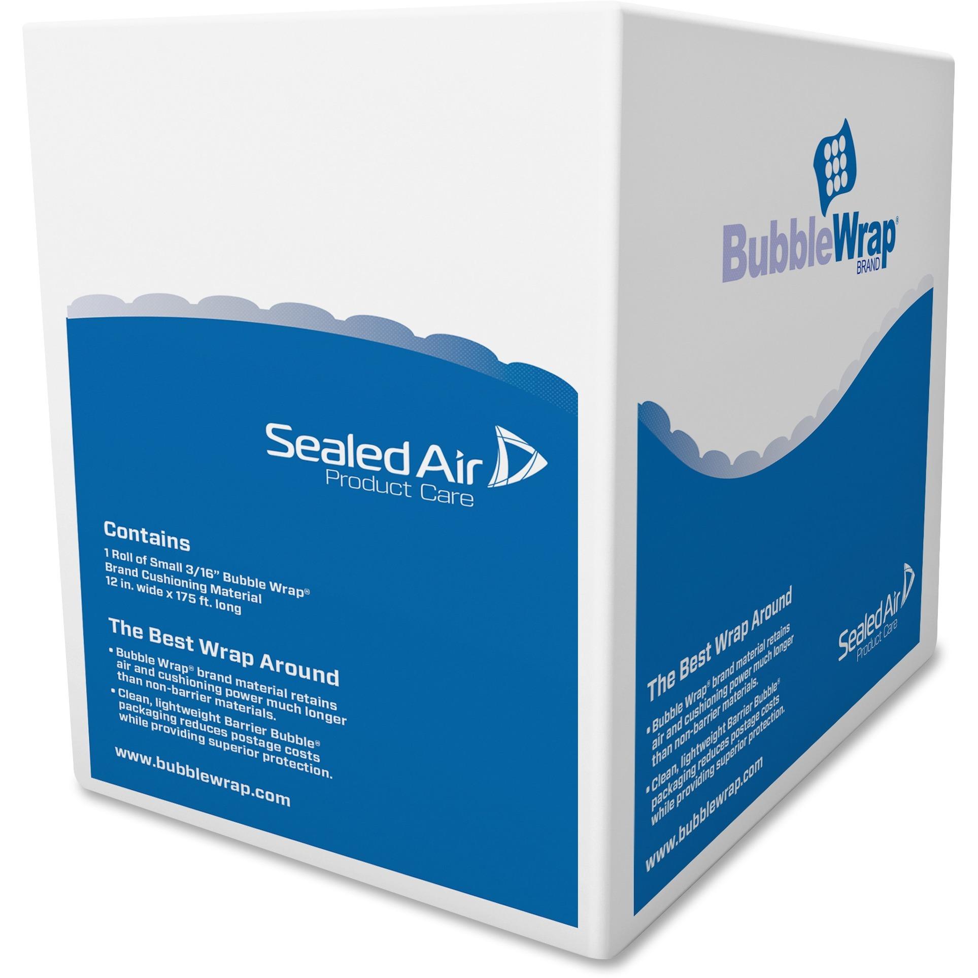 Sealed Air, SEL88655, Bubble Wrap Multi-purpose Material, 1 Carton, Clear