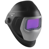 3M Speedglas Welding Helmet 9100 06-0100-10SW, with ADF 9100V, 1 EA/Case