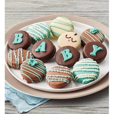 New Baby Cookies Gift Harry And David Chocolate Cookies