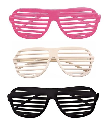 80's Slot Kanye West Glasses for Halloween Costume