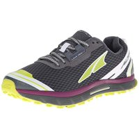 Altra Women's Lone Peak II Trail Running Shoe - Dark Gray / 6