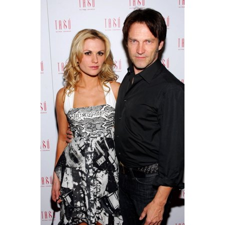 Anna Paquin Stephen Moyer At Arrivals For Hbos True Blood Cast Party At Tabu Ultra Lounge Tabu Ultra Lounge At The Mgm Grand Las Vegas Nv May 2 2009 Photo By James Atoaeverett Collection Celebrity