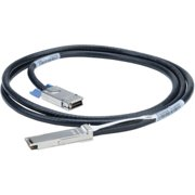 Mellanox 65.62ft Fiber Optic Cable for Network Device, M/M QSFP - Black