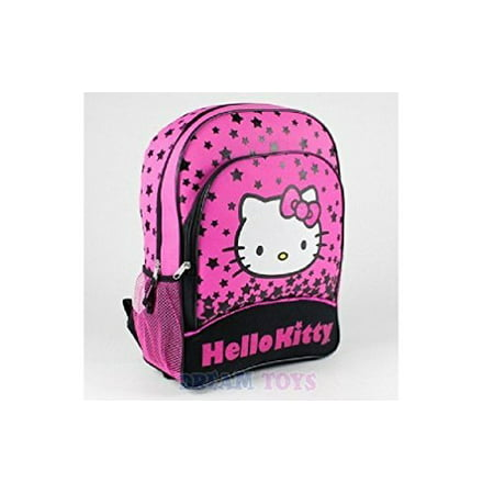 209a1990d002 FAB - Hello Kitty Black Star Backpack - Walmart.com