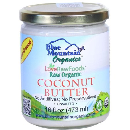 Love Raw Foods Coconut Butter Raw Organic 16 oz.