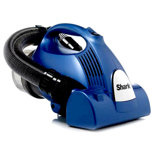 Shark Bagless Cyclonic Hand Vac, Blue, V15Z