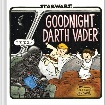 Goodnight Darth Vader (Star Wars Comics for Parents, Darth Vader Comic for Star Wars Kids)](Kid Star Wars)
