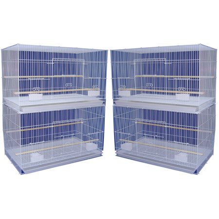 YML Lot of 4 Medium Breeding Cages