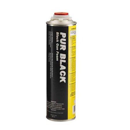 Pur Black Foam (TODOL PUR BLACK Gun Foam Sealant, 32 oz,)
