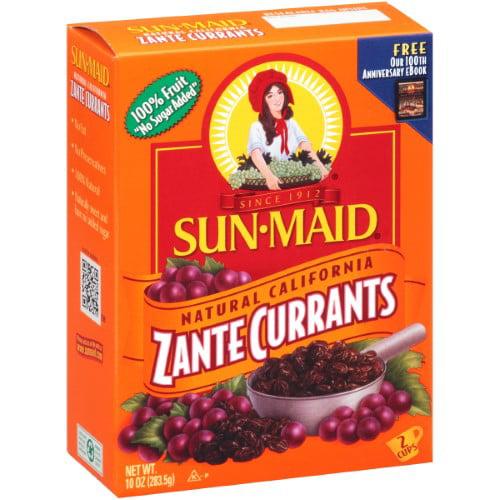 Sun-maid, Zante Currants (Pack of 6)