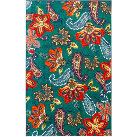 Mohawk Home Whinston Nylon Rug  Multi Colored