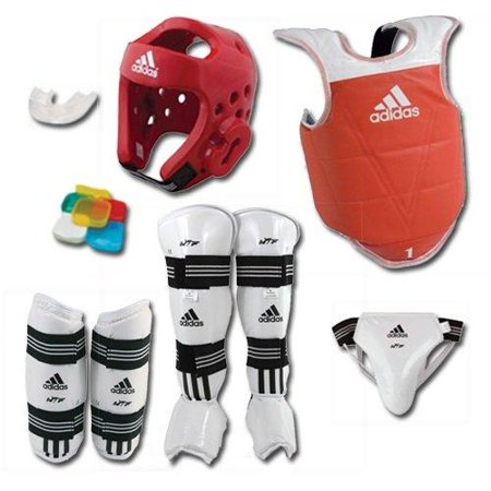 Adidas TKD SPARRING GEAR SET W SHIN AND GROIN