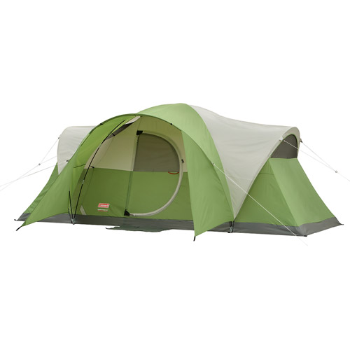 Coleman Montana 8-Person Modified Dome Tent by COLEMAN