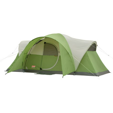 Coleman Montana 8-Person Tent, Green (Best Camping In Montana)