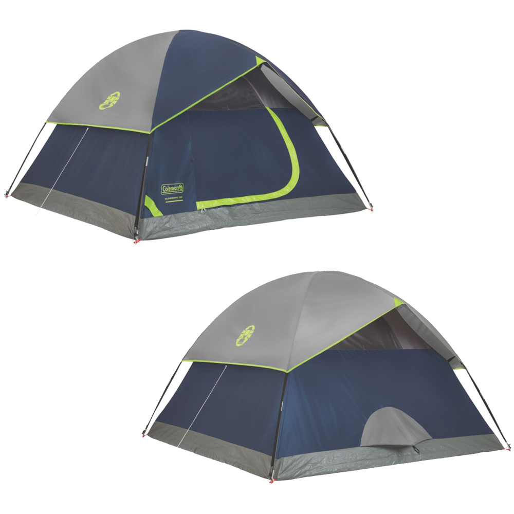 Coleman Sundome 3-Person Dome Tent  sc 1 st  Walmart & Coleman Sundome 3-Person Dome Tent - Walmart.com