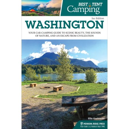 Best Tent Camping: Washington - eBook