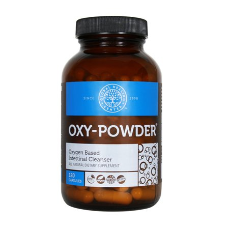 GHC Oxy-poudre 120 capsules