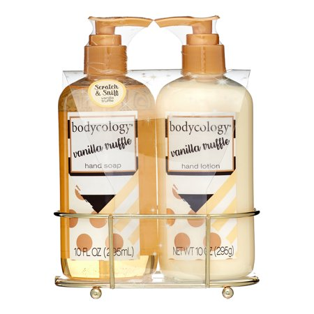 Bodycology Vanilla Truffle Hand Soap & Hand Lotion Gift Set ()