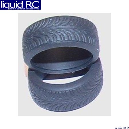- GPM Racing MZ892AF08G Kyosho Mini Z Hypro Edge Radial Tires Standed 8� Deg