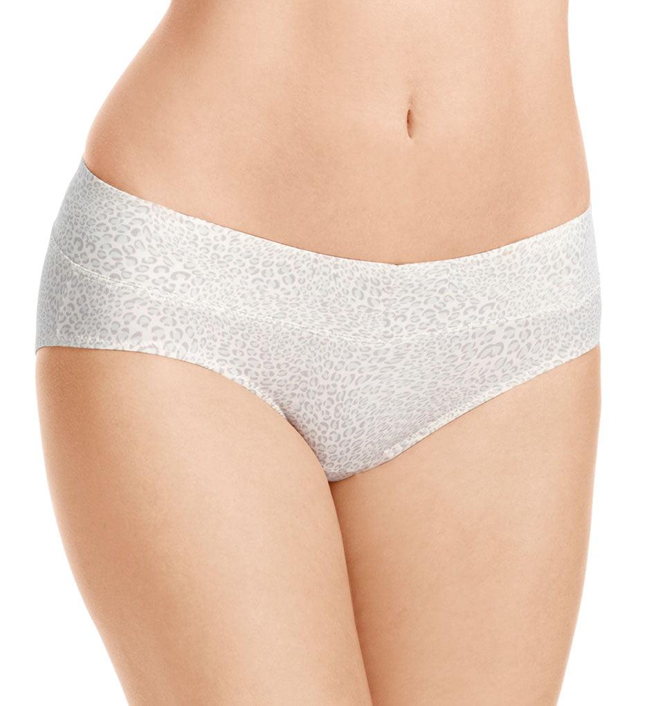 84918a41a362b9 Women's Warner's 5638 No Pinching No Problems Micro V Hipster Panty ...