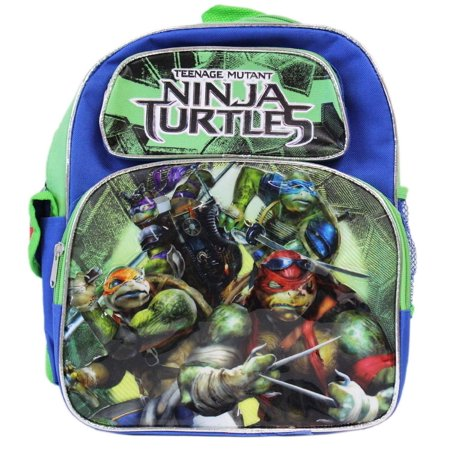 Teenage Mutant Ninja Turtles 12 inches Small Backpack BRAND NEW