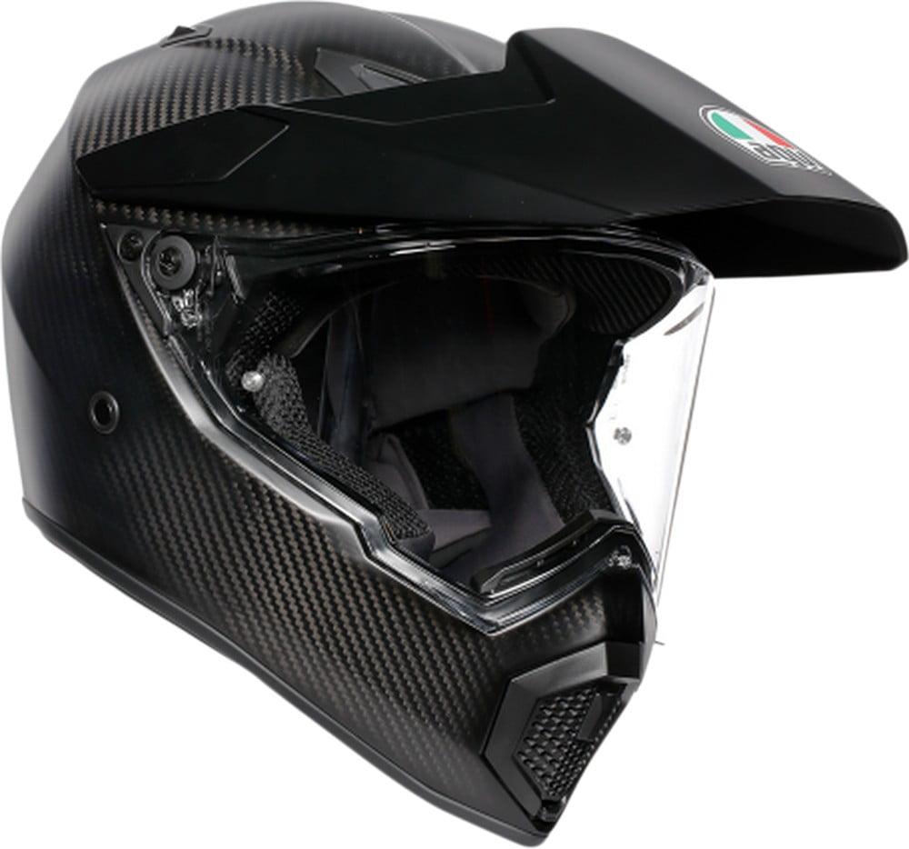 AGV AX-9 Carbon MX Offroad Helmet Matte Carbon