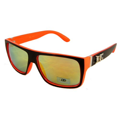 DG Sunglasses Wayfarer DG23075 - Orange