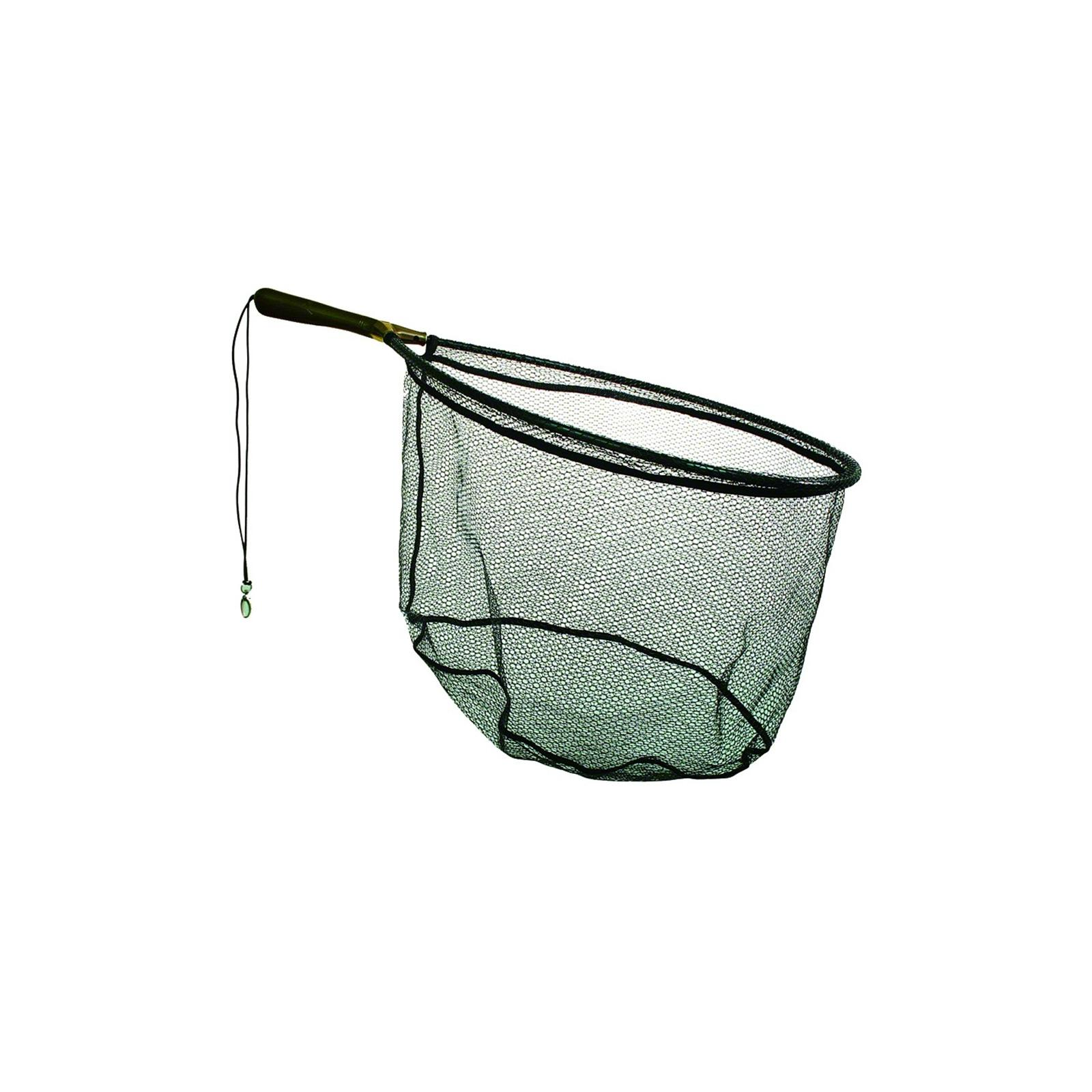 "Frabill Rubber Hndle Trout Net 17X22 Hoop 7-1/2"" Hndl TF,..."
