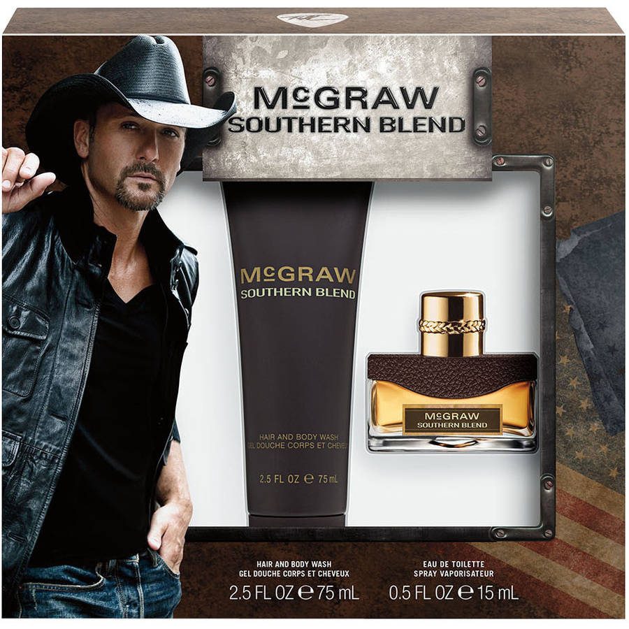 McGraw Southern Blend Fragrance Gift Set, 2 pc