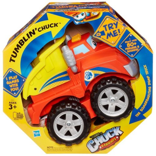 Tonka Chuck and Friends Tumblin' Chuck Dump Truck Vehicle