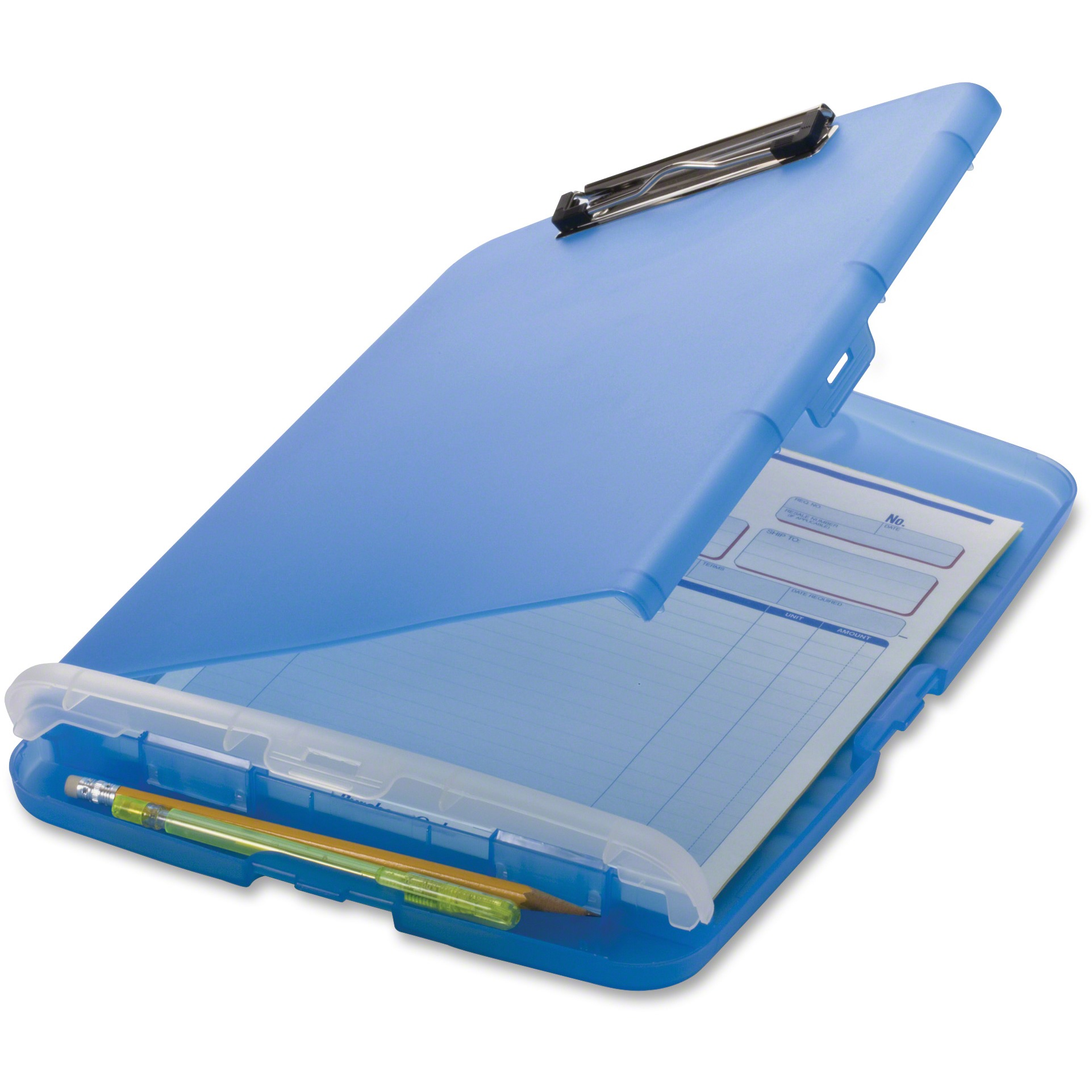 OIC Slim Clipboard Storage Box
