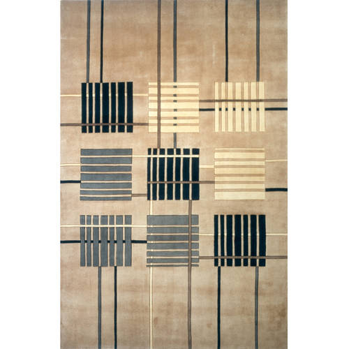 Momeni New Wave Lines Area Rug