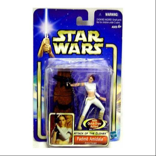 Star Wars Basic 2002 Collection 2 Padme Amildala Action Figure [Arena Escape]