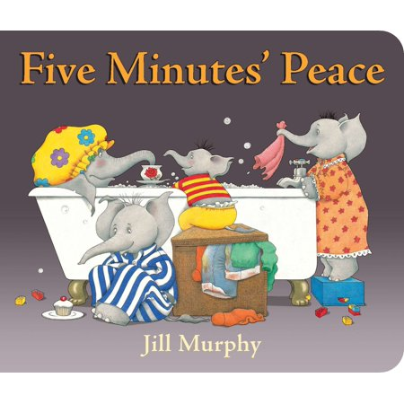 5 Minutes Peace (Board Book)](5 Minute English Halloween)