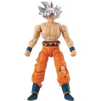 Bandai Dragon Ball Evolve Dragonball Super Ultra Instinct Goku Action Figure