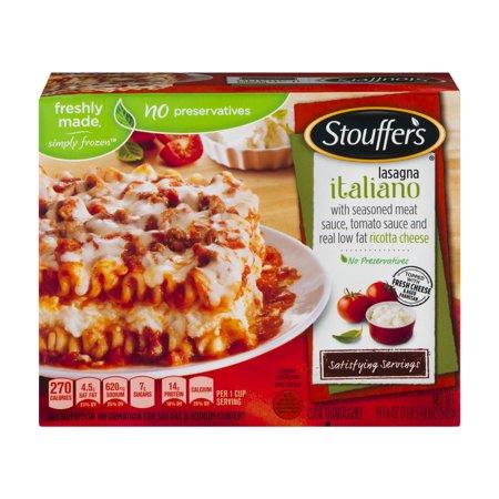 Stouffer Lasagna Baby Food