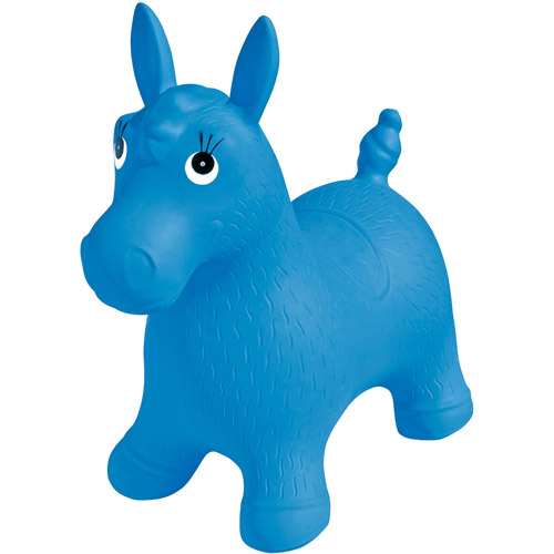 Hedstrom Blue Pony Bouncer