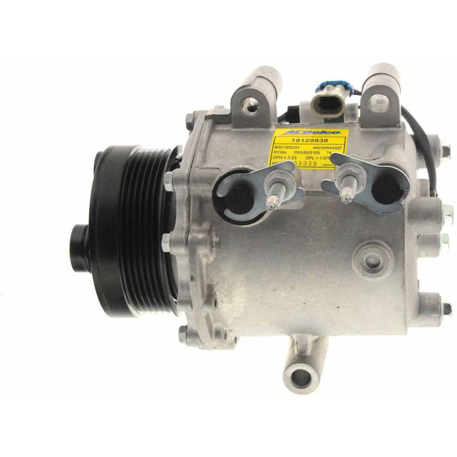AC Delco 15-21578 A/C Compressor, With clutch New